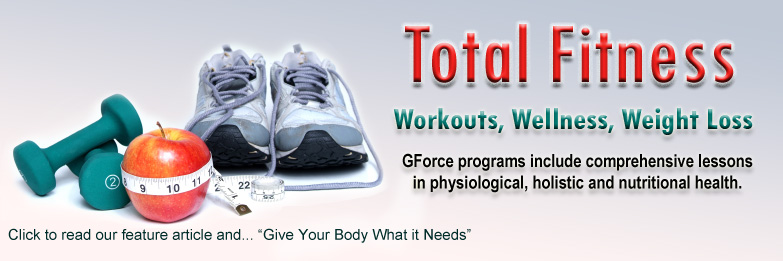 GForce Fitness and Life Training - Achieve Your Fitness Goals
